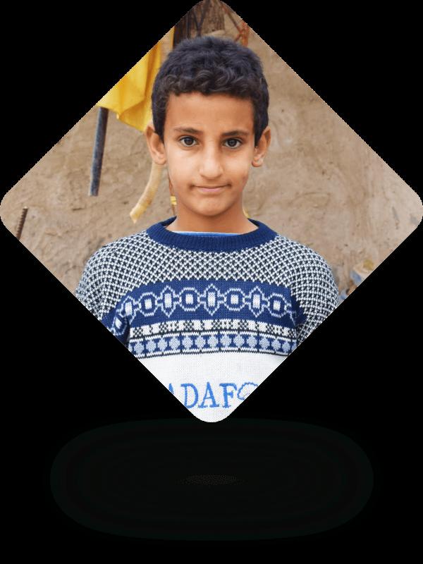co-sponsor an orphan