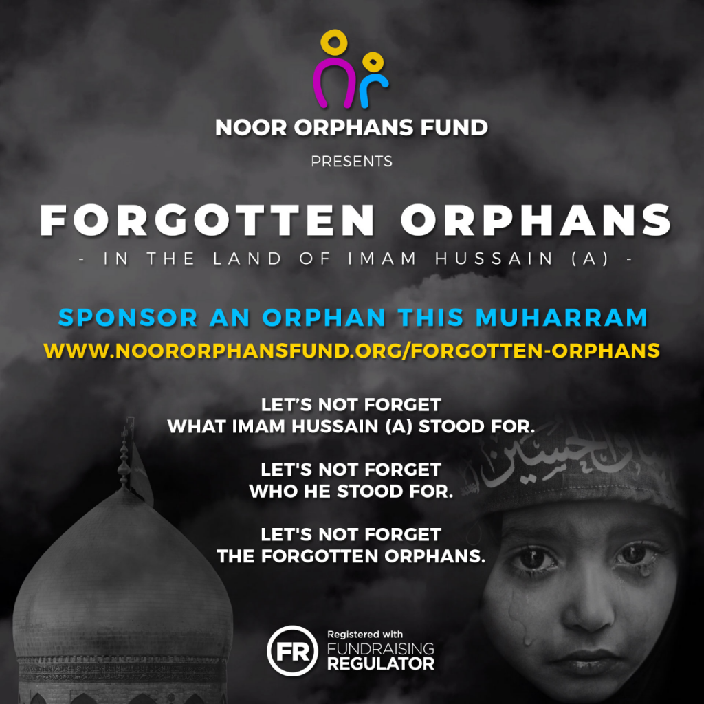Forgotten Orphans Campaign